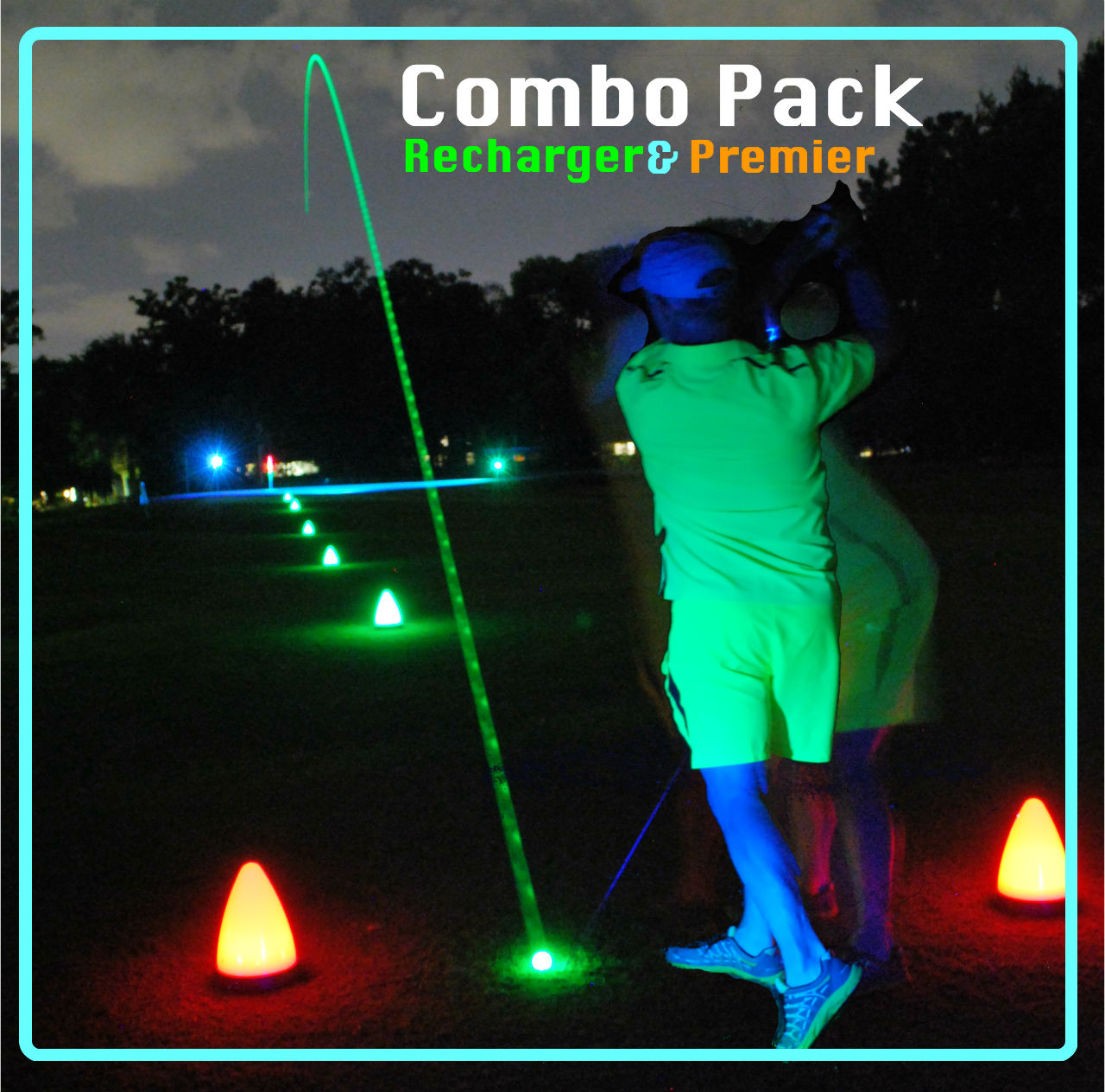 COMBO PACK – Recharger & Premier 1