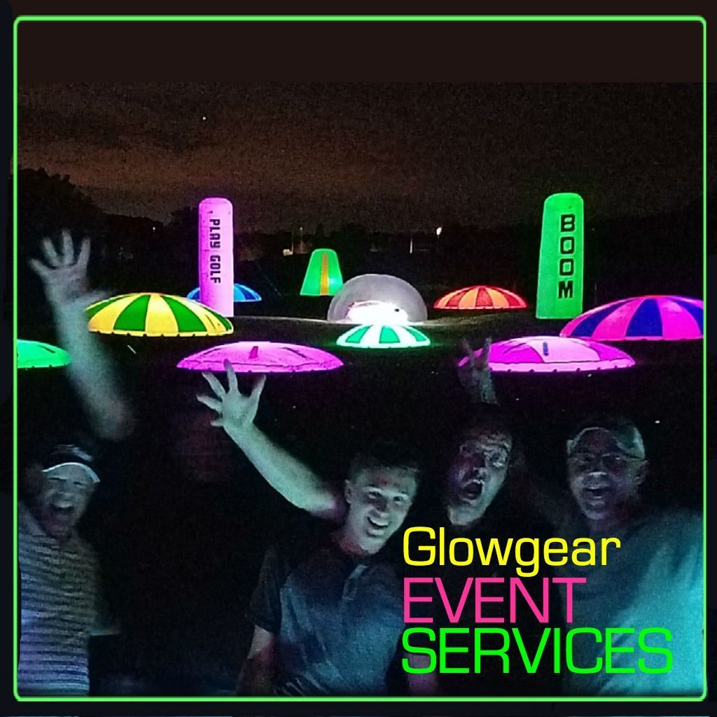 Glowgear Night Golf Event Services