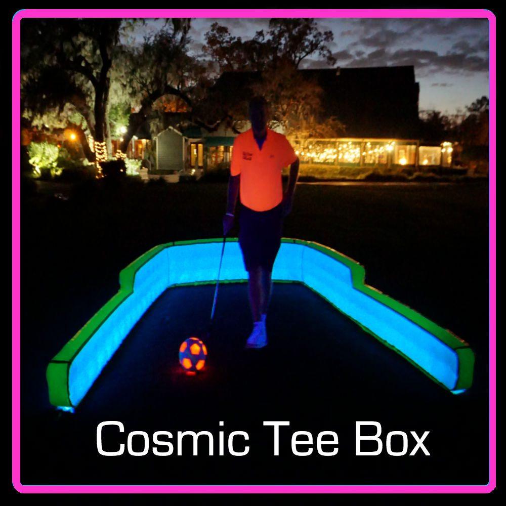 THE COSMIC TEE BOX