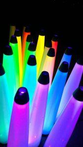 40″ UV GLOW BALL CHARGER – Tee Box Light 6