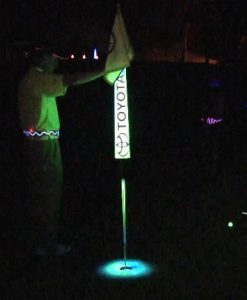 Flag pin – Golf Target Light – Rechargeable 6