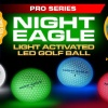 NIght Eagle CV LED Golf Ball – Green – pack of 6 2