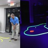 OFFICE GOLF - 1 hole putting track kit